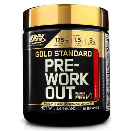 ON Gold Standard Pre-Workout (330g)