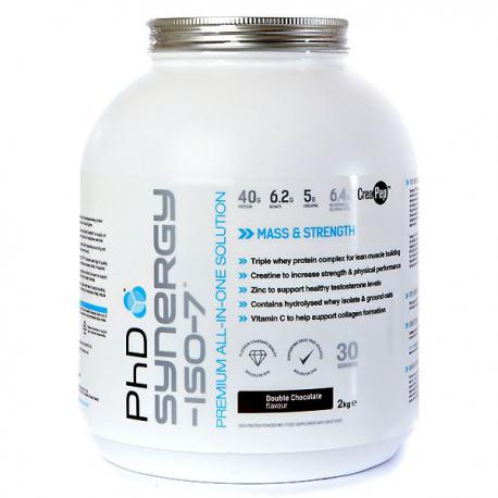 PhD Synergy-ISO-7 (2000g)