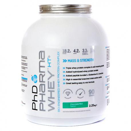 PhD Pharma Whey HT+ (2250g)