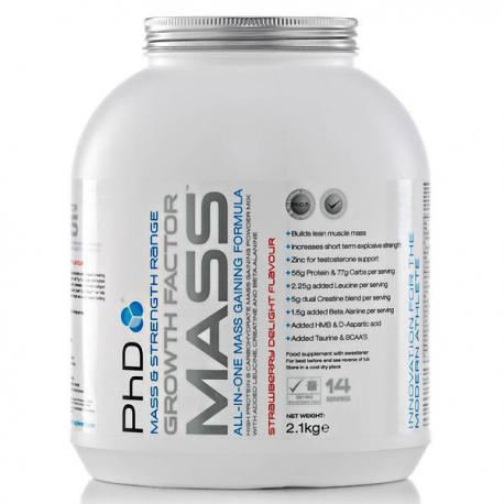 PhD Growth Factor Mass (2100g)
