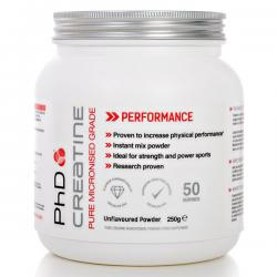 PhD Creatine Monohydrate (250g)