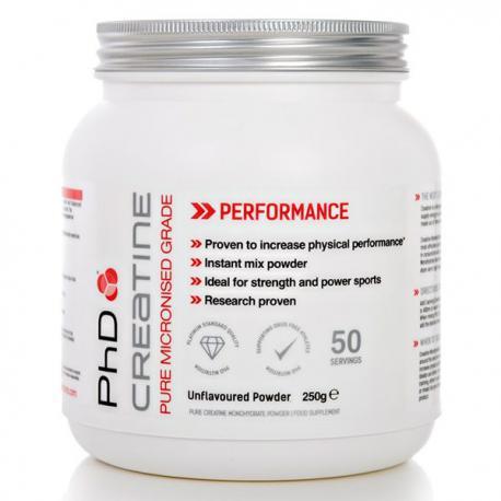 PhD Creatine Monohydrate (250g)
