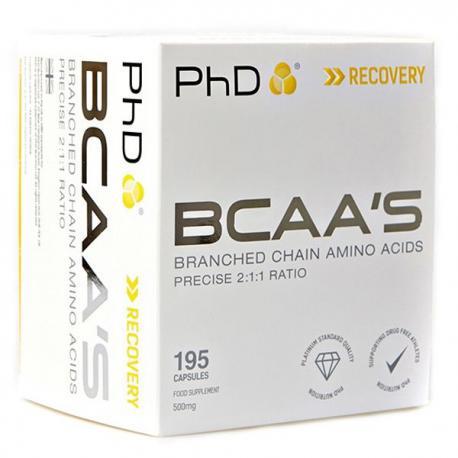 PhD BCAA (195ct)