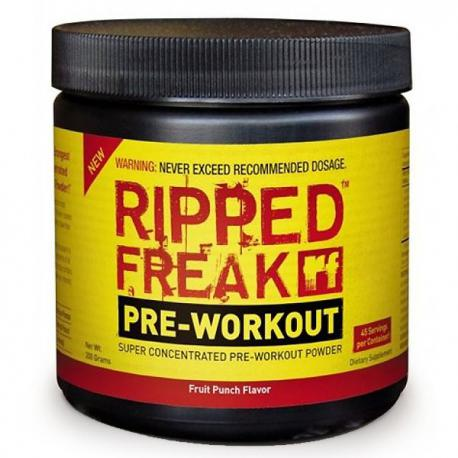 Pharmafreak Ripped Freak Pre-workout (200g)