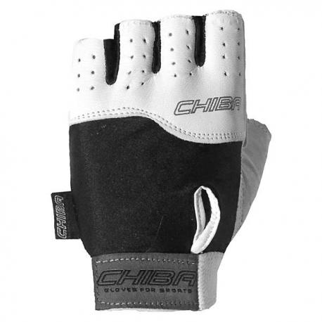 Chiba Power Training Gloves (Black/White)