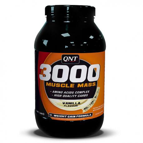 QNT Muscle Mass 3000 (1300g)