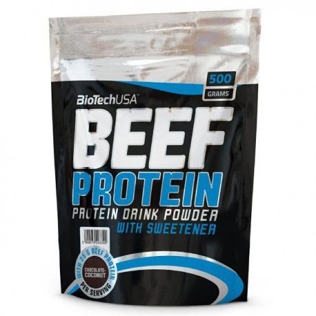 BioTechUSA Beef Protein (500g)