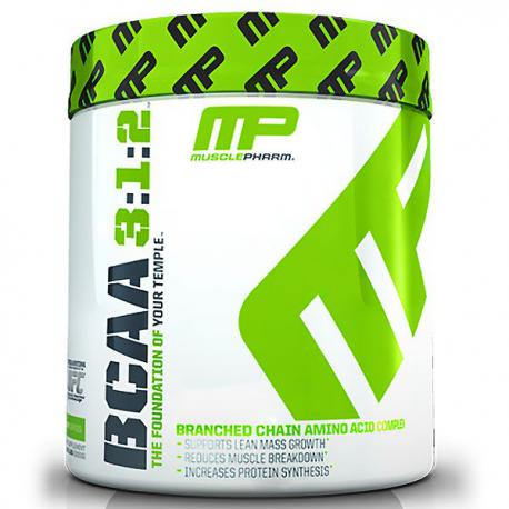 MusclePharm BCAA 3:1:2 (180g)