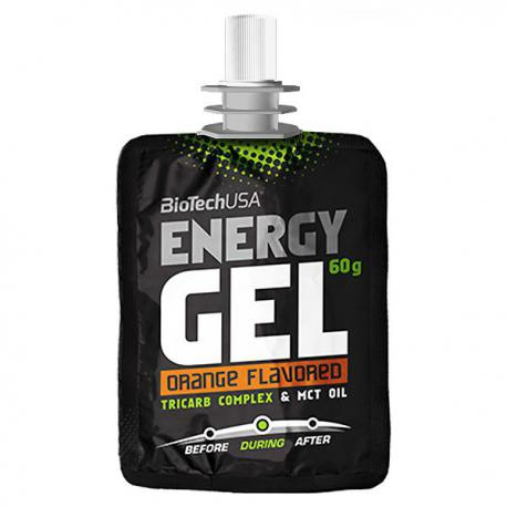 BioTechUSA Energy Gel (12 x 60g)