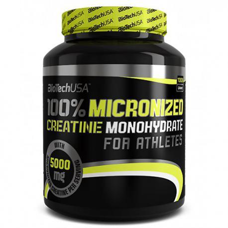 BioTechUSA 100% Creatine Monohydrate (1000g)