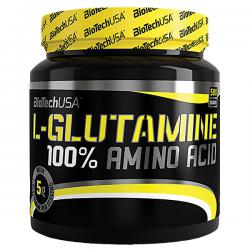 BioTechUSA 100% L-Glutamine (500g)