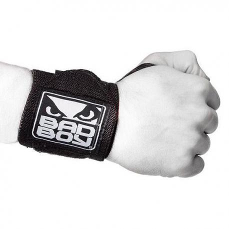 Bad Boy Wrist Supports with Thumb Grip