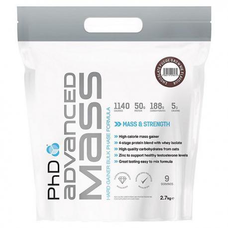 PhD Advanced Mass Powder (2700g)