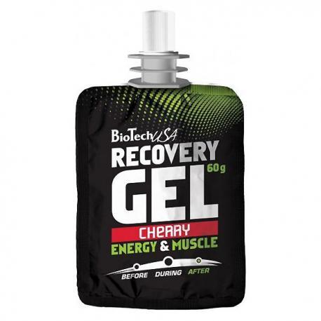 BioTechUSA Recovery Gel (12 x 60g)