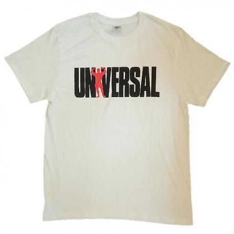 Universal T-Shirt (Λευκό)