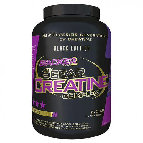 Stacker2 6th Gear Creatine Complex (1135g)
