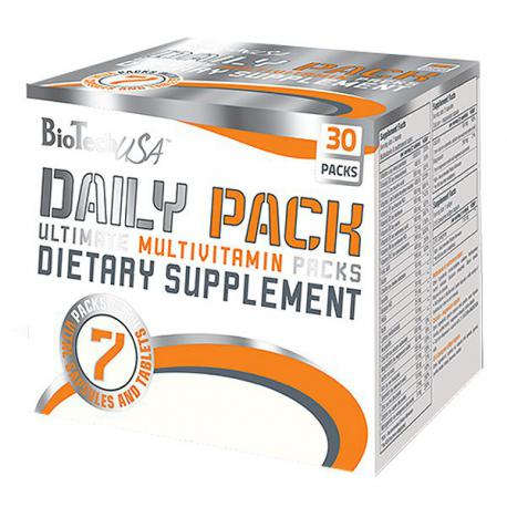 BioTechUSA Daily Pack (30ct)