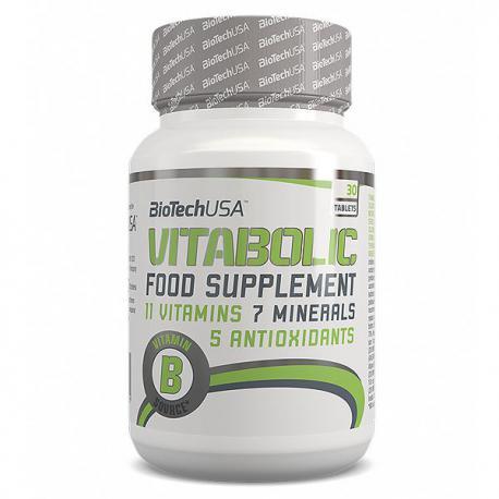 BioTechUSA Vitabolic (30ct)