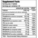 BioTechUSA Multi Mineral Complex (100ct) supplement facts