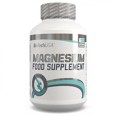 BioTechUSA Magnesium (120ct)