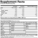 Stacker2 100% Whey (2000g) supplement facts