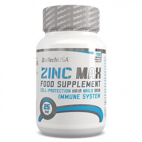 BiotechUSA Zinc Max (100ct)