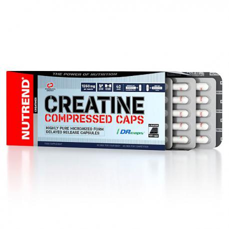 Nutrend Creatine Compressed (120ct)