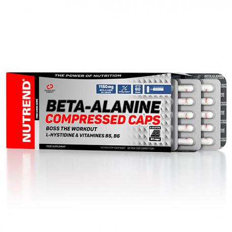 Nutrend Beta-Alanine Compressed (90ct)