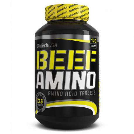 BioTechUSA Beef Amino (120ct)