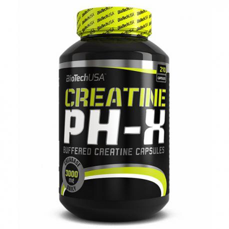 BioTechUSA Creatine PH-X (210ct)