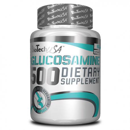 BioTechUSA Glucosamine 500 (60ct)