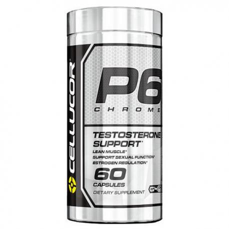 Cellucor P6 Chrome (60ct)