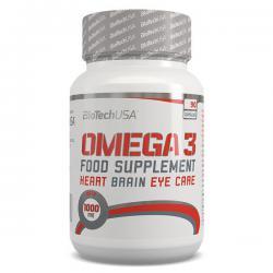 BioTechUSA Omega 3 (90ct)