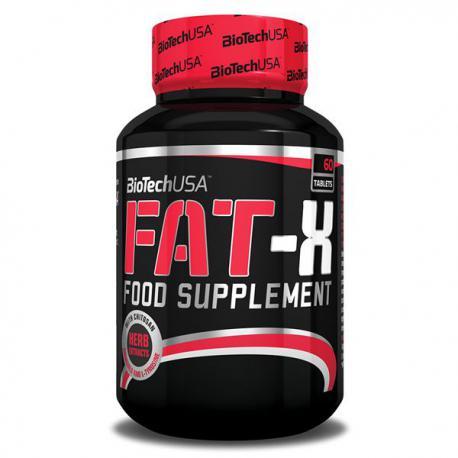 BioTechUSA Fat-X (60ct)