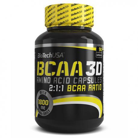 BioTechUSA BCAA 3D (90ct)