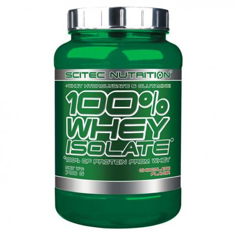Scitec Nutrition 100% Whey Isolate (700g)
