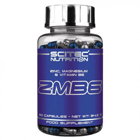 Scitec Nutrition ZMB6 (60ct)