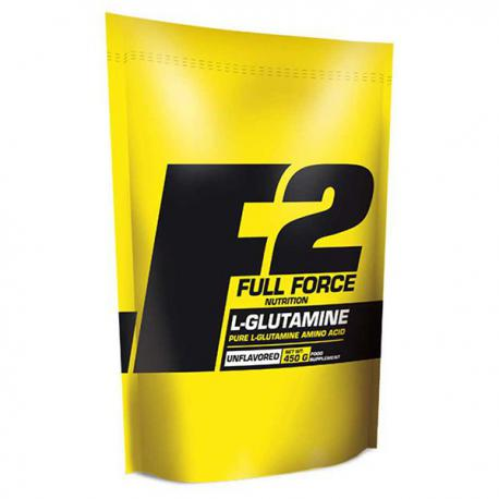 F2 Full Force L-Glutamine (450g)