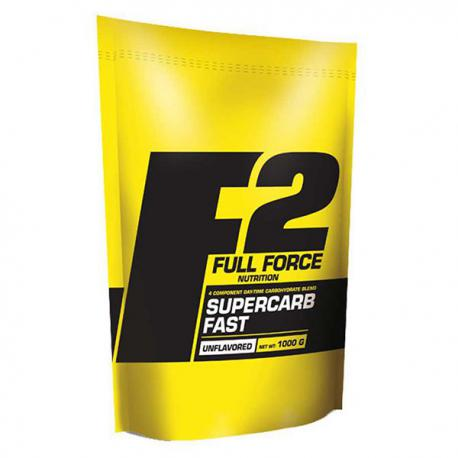 F2 Full Force Super Carb Fast (1000g)
