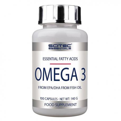 Scitec Essentials Omega 3 (100ct)