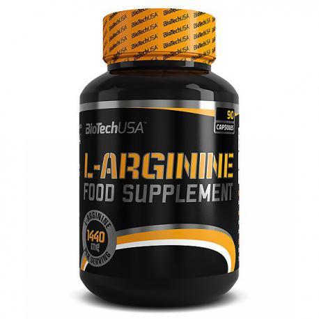 BioTechUSA L-Arginine (90ct)