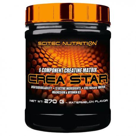 Scitec Nutrition Crea Star (270g)