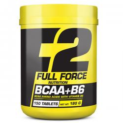 F2 Full Force BCAA+B6 (150ct)