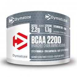 Dymatize BCAA 2200 (200ct)