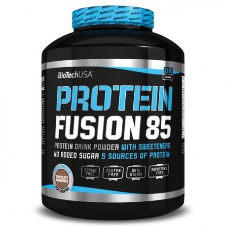 BiotechUSA Protein Fusion 85 (2270g)