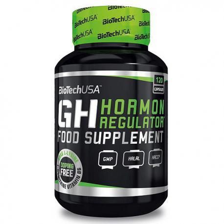 BioTechUSA GH Hormon Regulator (120ct)