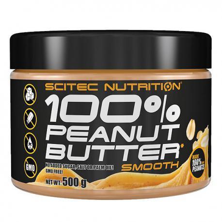 Scitec Nutrition 100% Peanut Butter (500g)