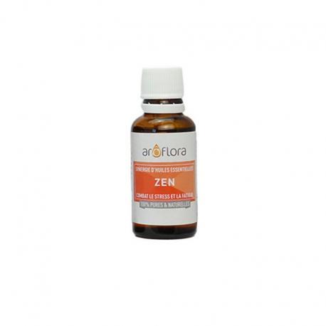 Aroflora ZEN Μείγμα αιθέριων ελαίων (30ml)
