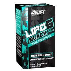 Nutrex Lipo-6 Black Hers Ultra Concentrate (60ct)