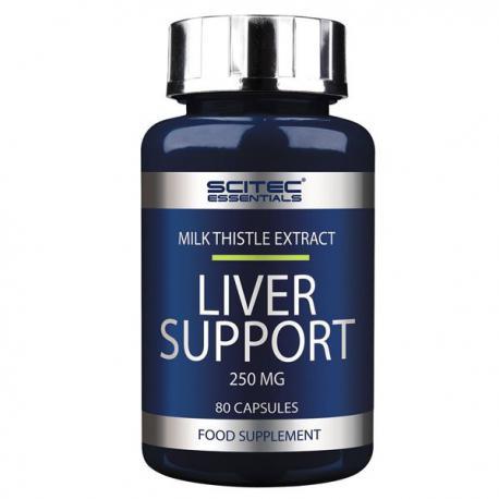 Scitec Essentials Liver Support (80ct)